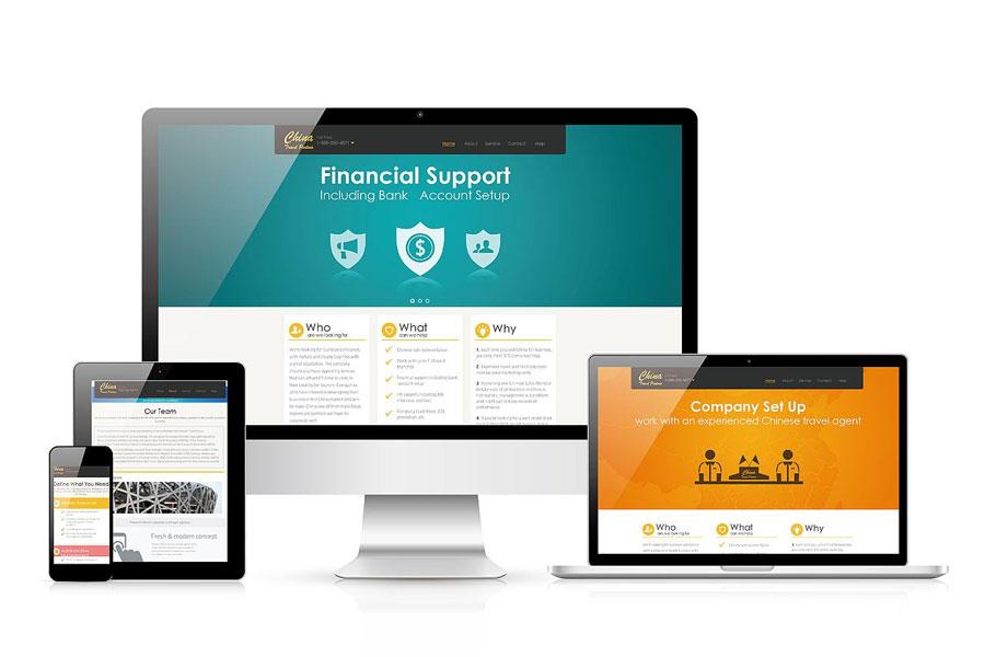 郑州网站设计公司建站成本包含哪些